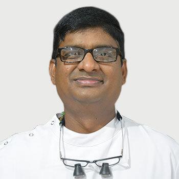 Dr Chandrashekar Siddappa
